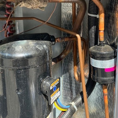 compressor parts replacement