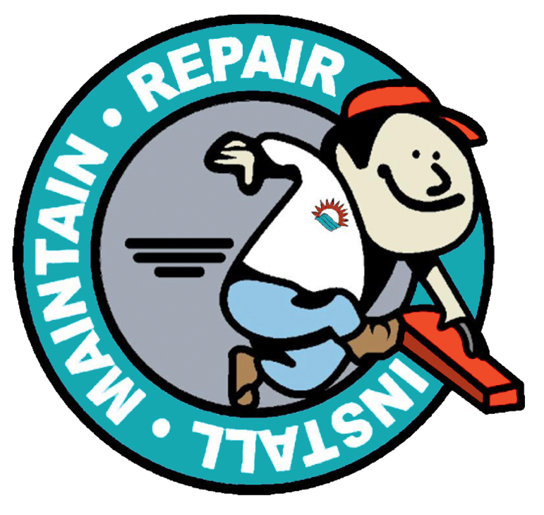 Install, Maintain, Repair