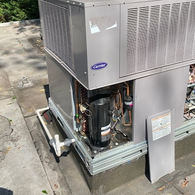 air conditioner parts replacement